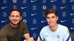 Chelsea nổ 'bom tấn' chuyển nhượng kỷ lục Kai Havertz