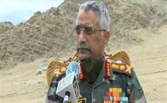 Tư lệnh lục quân và Tham mưu trưởng Ấn Độ đánh giá về tình hình 'căng như dây đàn' ở biên giới với TQ