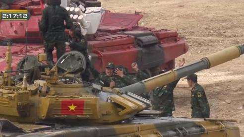 Việt Nam vô địch Tank Biathlon 2020: Có mục tiêu là diệt - Thắng đẹp, rất thuyết phục!