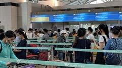 Đưa công dân Việt Nam từ Hàn Quốc, và Singapore về nước