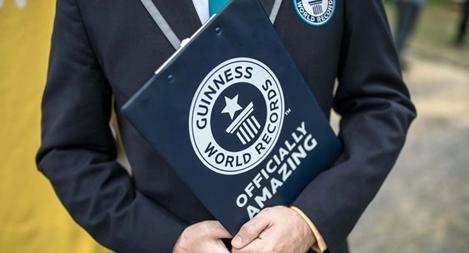 Sách kỷ lục Guiness tròn 65 tuổi