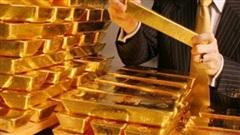 Giá vàng thế giới thấp hơn 2,43 triệu đồng/lượng so với mức  trong nước