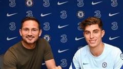 Chelsea nổ 'bom tấn' Kai Havertz trị giá 70 triệu bảng