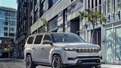 Đây có thể là mẫu xe được Jeep Việt Nam đưa về trong tương lai để cạnh tranh Cadillac Escalade