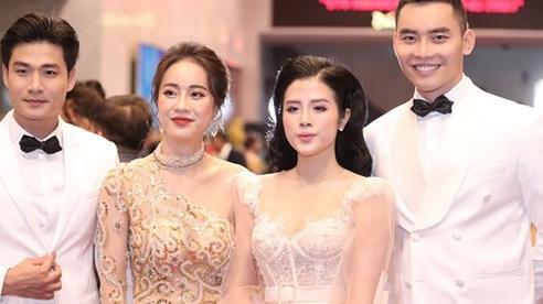 Dàn 'sao' hội tụ trên thảm đỏ VTV Awards 2020