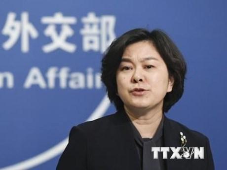 Trung Quốc hối thúc Mỹ thực hiện các nghĩa vụ quốc tế