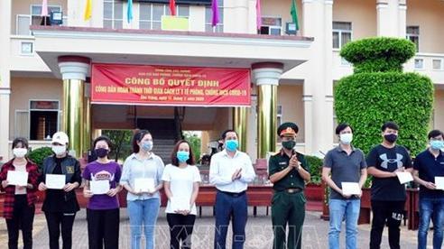 Thêm 117 công dân hoàn thành cách ly COVID-19 tại Sóc Trăng
