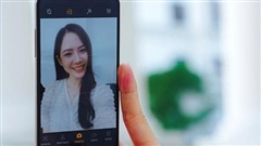 Máy ảnh nằm dưới màn hình: Trào lưu mới của điện thoại thông minh
