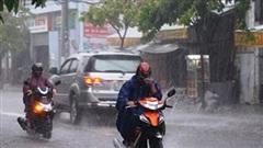 Dự báo thời tiết ngày 7/9: Hà Nộicó mưa rào và dông