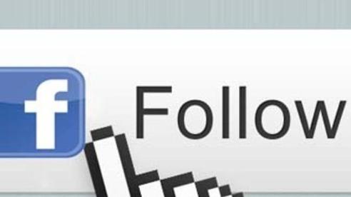 Hướng dẫn mở nút 'Theo dõi' trên Facebook