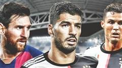 Luis Suarez ký 2 năm Juventus, bất chấp Messi ở lại Barca