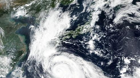Siêu bão mạnh kỷ lục Haishen chuẩn bị đổ bộ Nhật Bản