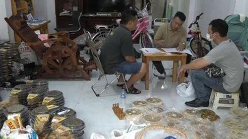 'Ông trùm' đường dây làm giả phụ tùng xe lớn nhất chợ Tân Thành khai gì?