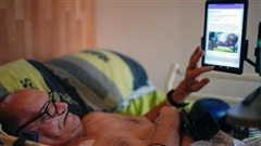 Facebook chặn người đàn ông bệnh nan y livestream cái chết