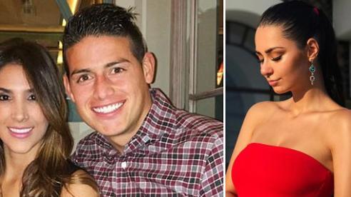 James Rodriguez hủy hoại bản thân vì tiền và tình