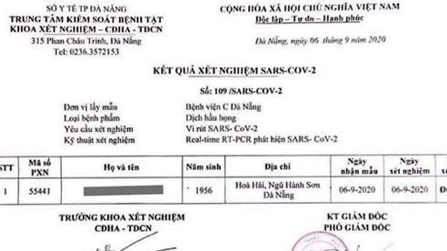 Đà Nẵng: Thêm một ca Covid-19 tại cộng đồng