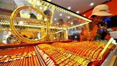 Giá vàng nhích nhẹ phiên đầu tuần