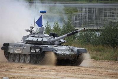 Nga nâng cấp vũ khí, trang bị sau Army Games