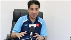 Tân GĐKT Liên đoàn bóng đá Việt Nam: 'Sự đam mê của các bạn với bóng đá khiến tôi ấn tượng'