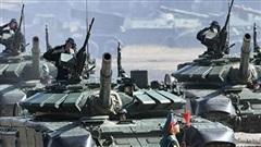 Nga nói về kế hoạch hiện đại hóa xe tăng T-72