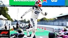 Kịch tính ở trường đua Monza