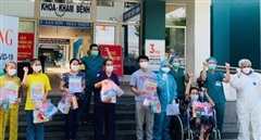 10 bệnh nhân COVID-19 ở Đà Nẵng được công bố khỏi bệnh