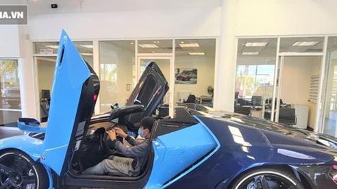 Chủ chiếc siêu xe Centenario 260 tỷ đồng đầu tiên và mạnh nhất tại Việt Nam: 'Mua vì duyên, có chút liên quan đến thất tình'