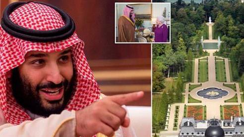 Tài sản kếch xù của Thái tử Arab Saudi và tham vọng xây dựng siêu đô thị 'viễn tưởng'