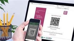 Dịch vụ dân sinh thiết yếu được thanh toán trực tuyến trên Cổng DVCQG qua Ví MoMo