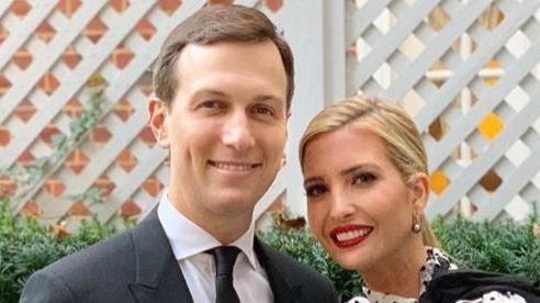 Chuyện tình lãng mạn và những lần trắc trở của vợ chồng Ivanka Trump