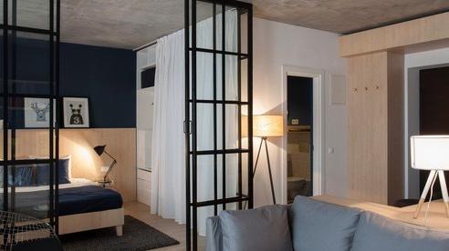 Giải pháp thiết kế thông minh cho căn hộ có diện tích nhỏ