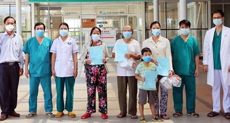 Quảng Nam có thêm 19 ca COVID-19 xuất viện