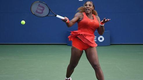 Serena Williams vất vả ở US Open 2020