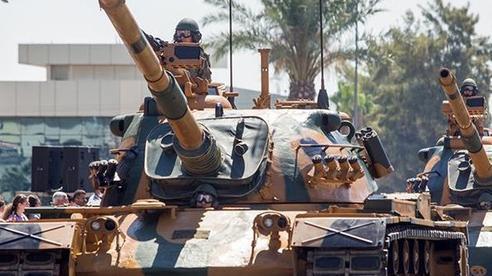 Thổ Nhĩ Kỳ tập trận ở Bắc Cyprus giữa các căng thẳng với Hy Lạp