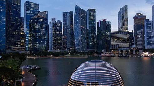 Ngắm toàn cảnh Apple Store nổi trên vịnh Marina, Singapore: đẹp ngỡ ngàng với thiết kế siêu độc đáo