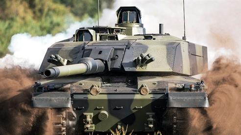 Vì sao Anh loại bỏ xe tăng?