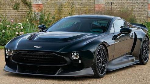 Siêu xe độc nhất thế giới Aston Martin Victor hội tụ những sáng tạo chưa từng có