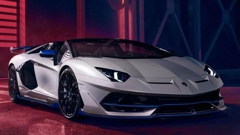 Hàng hiếm Lamborghini Aventador SVJ Roadster ra mắt với số lượng chỉ 10 chiếc trên toàn thế giới