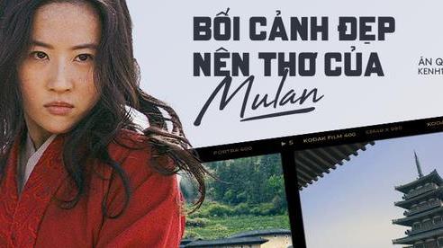 Cảnh đẹp ở Mulan khiến người xem chú ý hơn cả diễn xuất của Lưu Diệc Phi