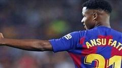 Ansu Fati và bản giao kèo kỳ lạ với Barcelona