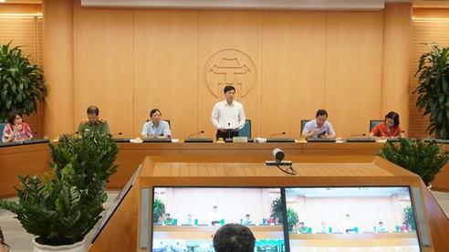 Hà Nội tiếp tục dừng hoạt động giải trí đến khi hết dịch