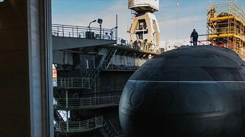 Hạm đội Thái Bình Dương của Nga sẽ nhận tàu ngầm dự án 636 thay cho loại 677