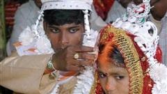 Dịch bệnh khoét sâu thêm đói nghèo, nhiều bé gái châu Á bị ép lấy chồng