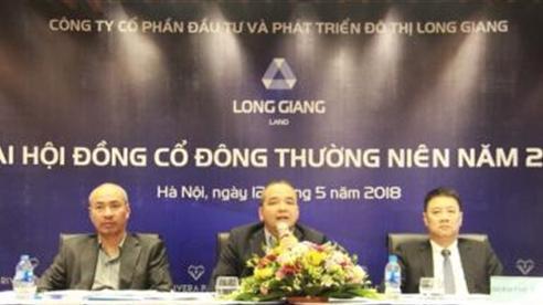 Long Giang Land bất ngờ lỗ khủng sau soát xét