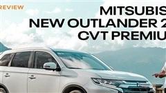 Đánh giá Mitsubishi Outlander 'full option': Đấu Honda CR-V bằng cách dung hoà thực dụng và vận hành