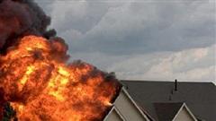 Hy hữu: Người đàn ông làm nổ tung căn nhà chỉ vì 'truy đuổi' một con ruồi