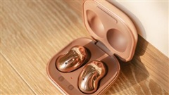 Đánh giá 'tai nghe hạt đậu' Samsung Galaxy Buds Live: Sự thiếu hoàn hảo có cá tính