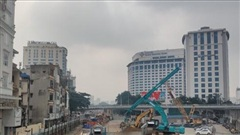 Tháng 10-2020, máy đào hầm dự án đường sắt đô thị Nhổn – Ga Hà Nội sẽ về nước