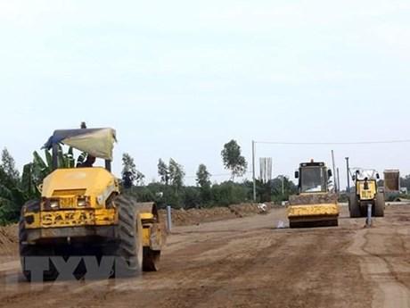 Dự án cao tốc Bắc-Nam đã giải phóng được hơn 90% mặt bằng