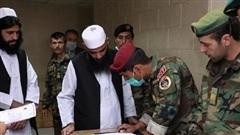 Afghanistan thúc đẩy lệnh ngừng bắn trong hòa đàm với Taliban